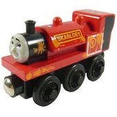 WoodenRailwaySkarloeyMud-Covered