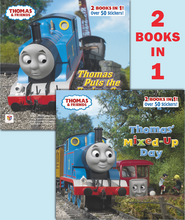 Thomas'Mixed-UpDayandThomasPutstheBrakeson