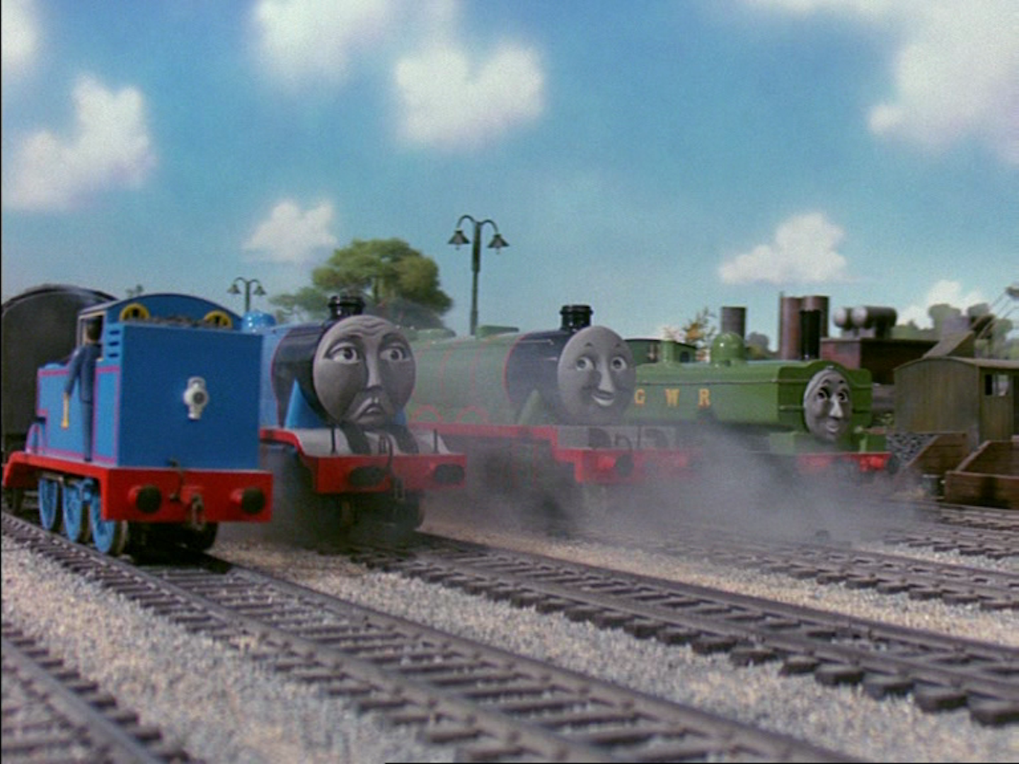 diesel from thomas and friends - photo #27