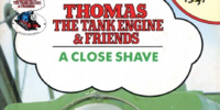 A Close Shave (Buzz Book)