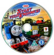 StartYourEngines!(UKDVD)disc