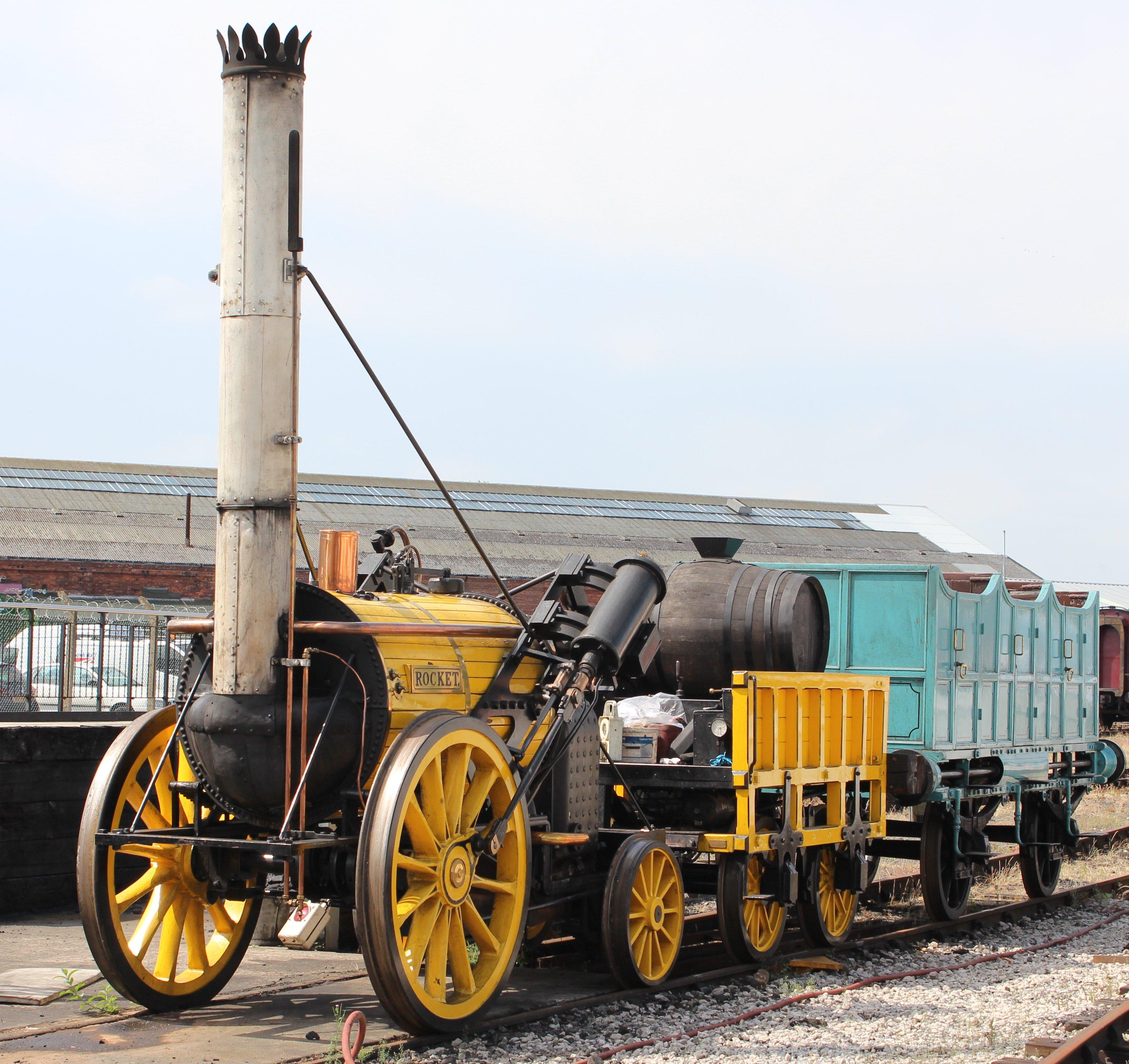 イギリス国立鉄道博物館 きしゃのえほん Wiki