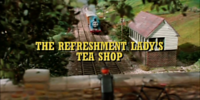 The Refreshment Lady's Tea Shop