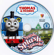 Splish,Splash,Splosh!UKDVDDisc