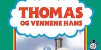 Thomas the Tank Engine 4 (Norwegian VHS/DVD)
