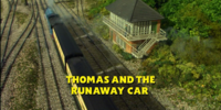 Thomas and the Runaway Car