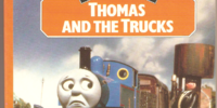 Thomas and the Trucks (board book)