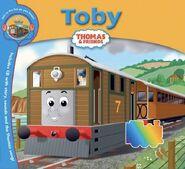TobyStoryLibrarybookandCD