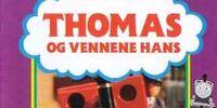 Thomas the Tank Engine 3 (Scandinavian VHS/DVD)