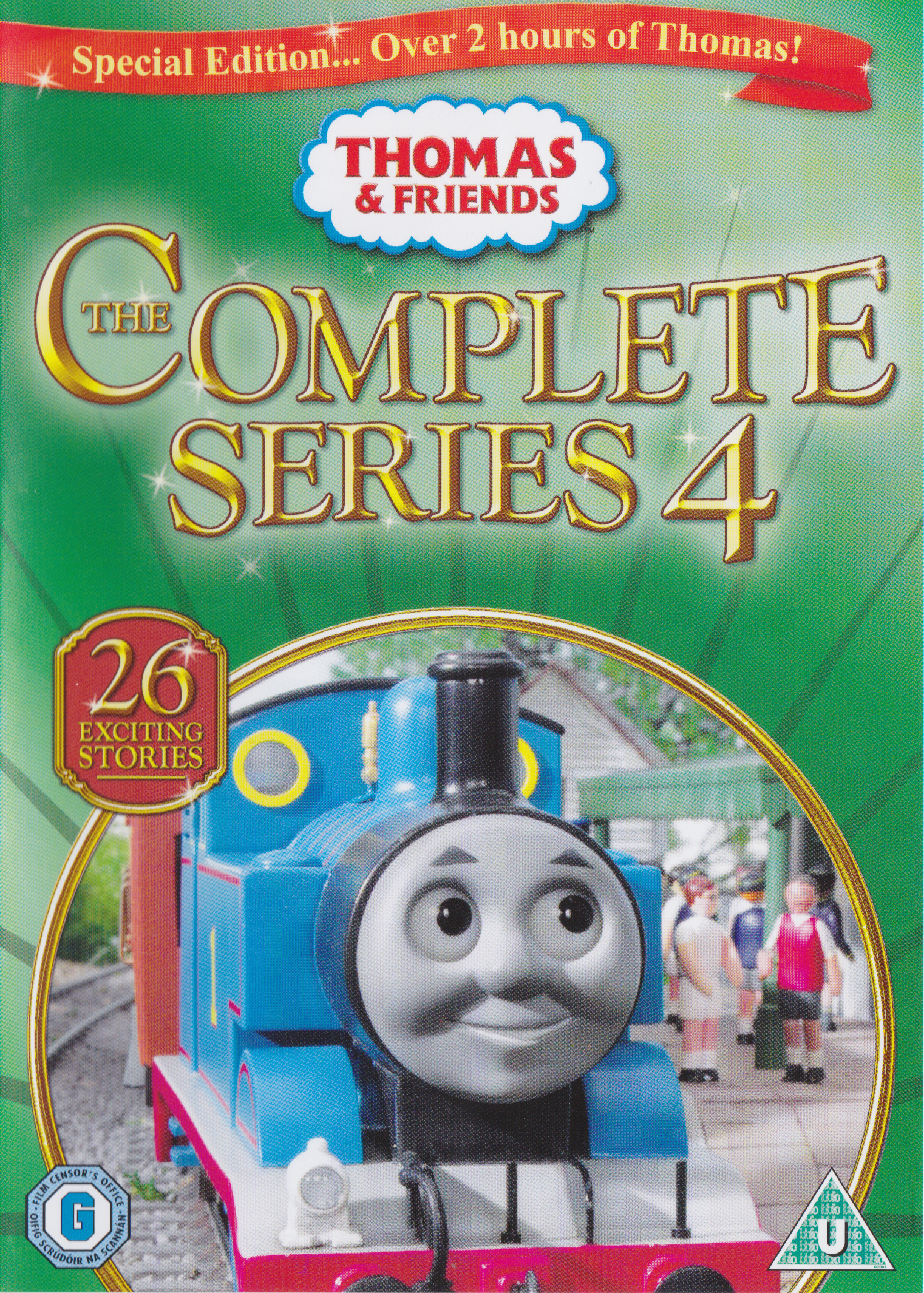 the complete fourth series thomas the tank engine wikia. Black Bedroom Furniture Sets. Home Design Ideas