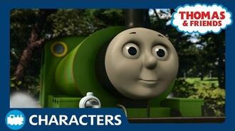 Meet Percy