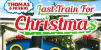 Last Train for Christmas (DVD)