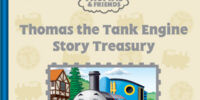 Thomas The Tank Engine Story Treasury