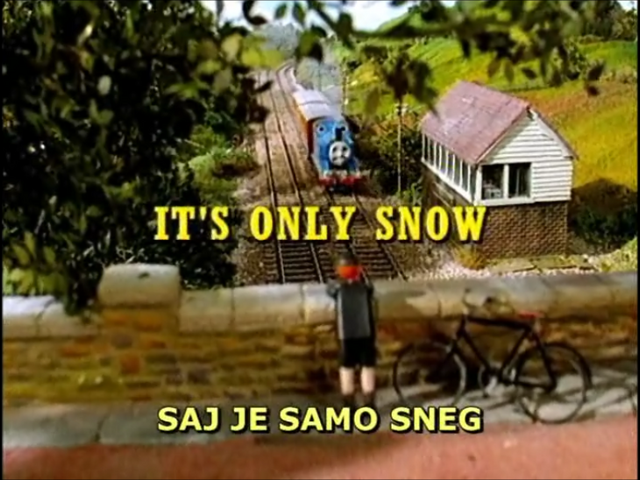 File:It'sOnlySnowSlovenianTitleCard.png