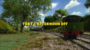 Toby'sAfternoonOfftitlecard
