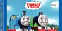 Thomas and Friends - Volume 24 (Thai DVD)