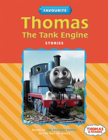File:FavouriteThomastheTankEngineStories(book).jpg