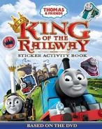 KingoftheRailwayStickerActivityBook