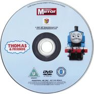 MakingTrackswithThomasandFriends2007disc