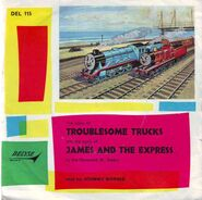 TroublesomeTrucksandJamesandtheExpressrecord