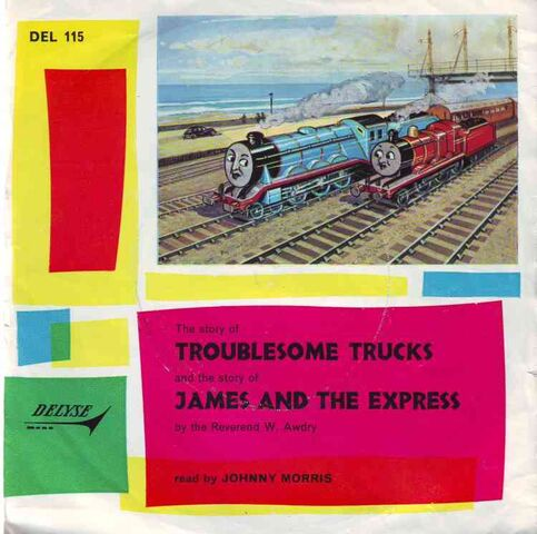 File:TroublesomeTrucksandJamesandtheExpressrecord.jpg
