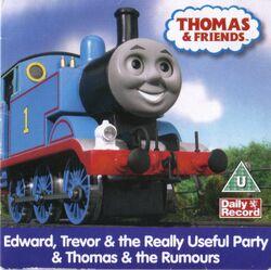 Edward,TrevorandtheReallyUsefulPartyandThomasandtheRumourscover