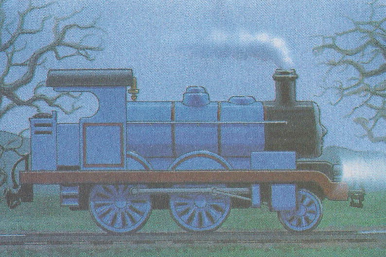 The Little Blue Engine Thomas The Tank Engine Wikia