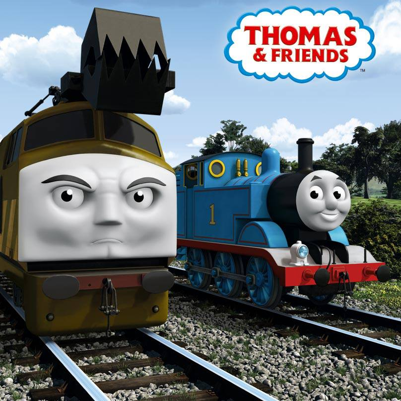 diesel from thomas and friends - photo #42
