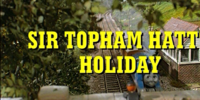 Sir Topham Hatt's Holiday