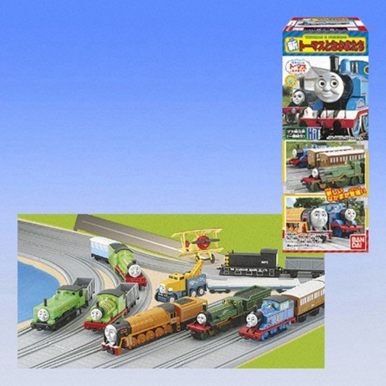 Image - Nakayoshi1.jpg | Thomas the Tank Engine Wikia | Fandom powered by Wikia
