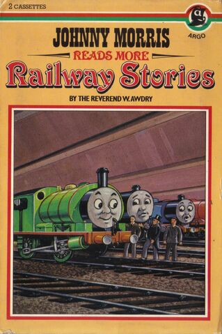 File:JohnnyMorrisReadsMoreRailwayStoriescover.jpg
