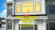 Diesel'sGhostlyChristmasPartOnetitlecard