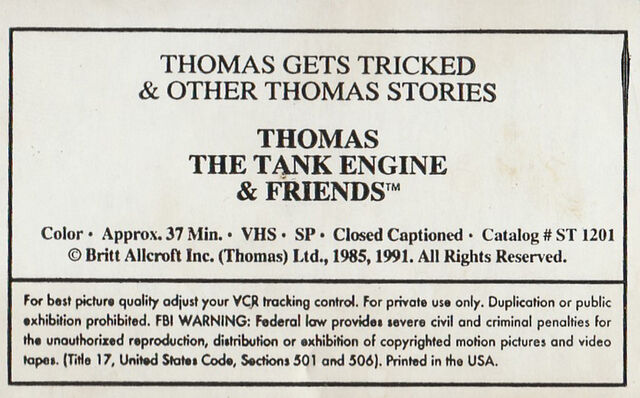 File:ThomasGetsTricked1995Label.jpg