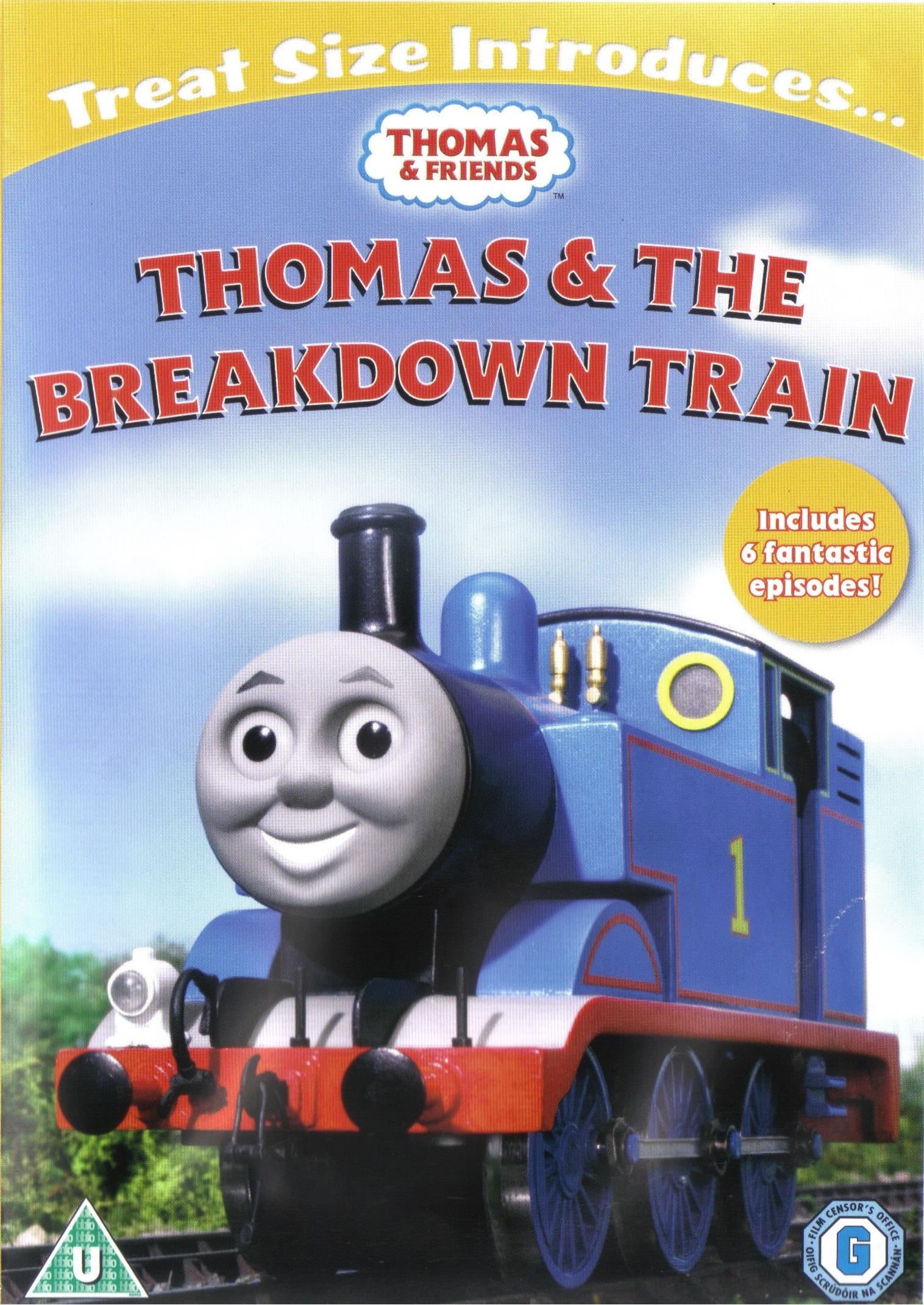 Fandom Powered By Wikia: Thomas And The Breakdown Train (DVD)