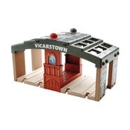 WoodenRailwayVicarstownStation