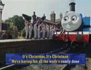 Thomas'sChristmasSong