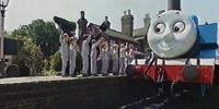 Thomas's Christmas Song