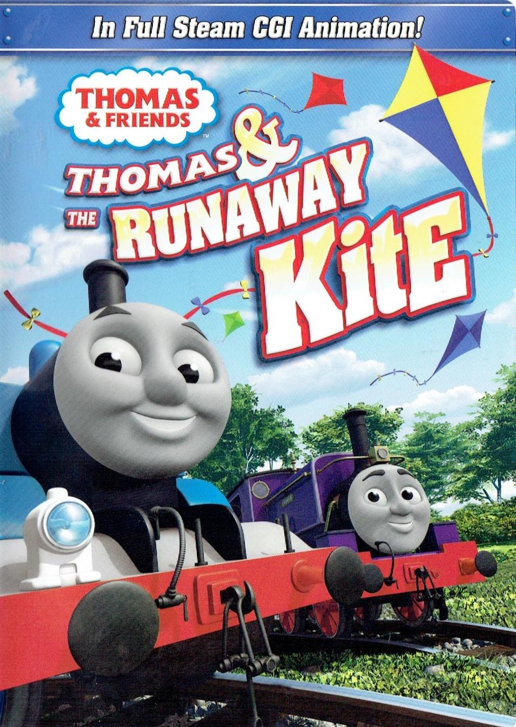 Fandom Powered By Wikia: Thomas And The Runaway Kite (DVD)
