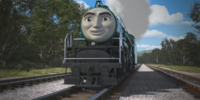 Welcome to the Island of Sodor Sam!
