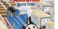 Thomas' Busy Day (board book)