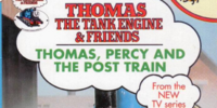 Thomas, Percy and the Post Train (Buzz Book)