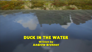 DuckintheWatertitlecard