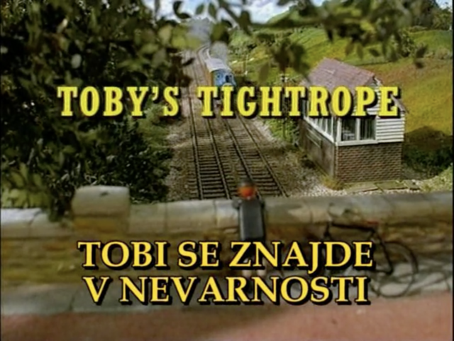 File:Toby'sTightropeSlovenianTitleCard.PNG