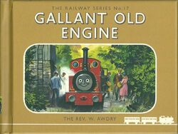 GallantOldEngine2015Cover