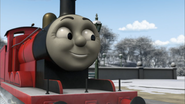 ThomasAndTheSnowmanParty12