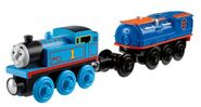 ThomaswithBatteryPoweredBoosterSteamCar