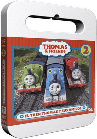 File:ThomasandFriendsVolume2(SpanishDVD).png