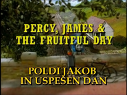 Percy,JamesandtheFruitfulDaySloveniantitlecard