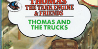 Thomas and the Trucks (Buzz Book)