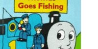 Thomas Goes Fishing (jigsaw book)